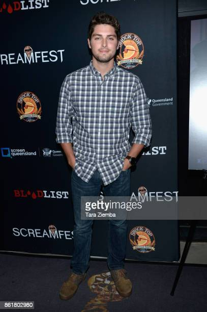 Actor Cameron McKendry attends the 2017 Screamfest Horror Film Festival at TCL Chinese 6 Theatres on October 15 2017 in Hollywood California