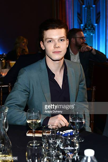 Actor Cameron Monaghan attends the 2014 Young Hollywood Awards brought to you by Mr Pink held at The Wiltern on July 27 2014 in Los Angeles California
