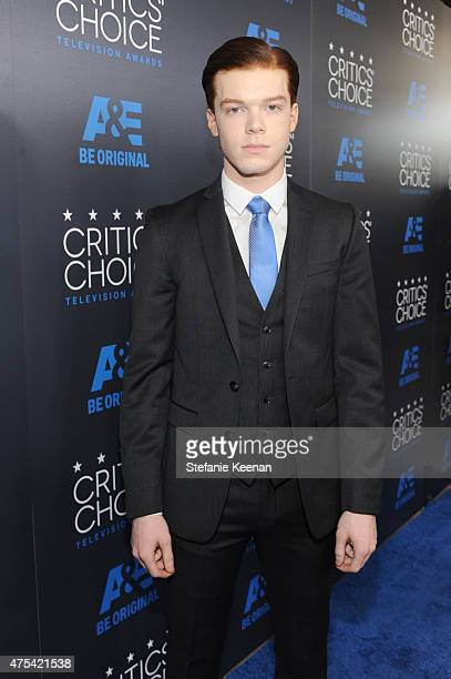 Actor Cameron Monaghan attends the 5th Annual Critics' Choice Television Awards at The Beverly Hilton Hotel on May 31 2015 in Beverly Hills California