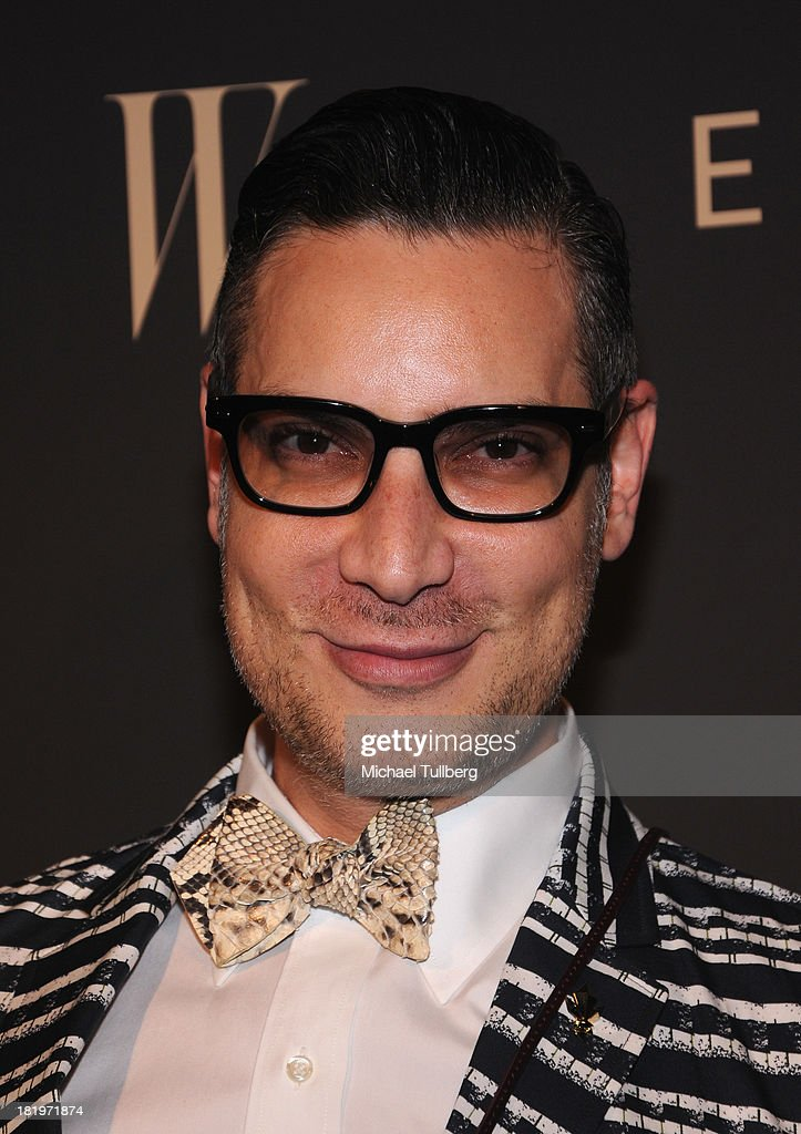 Actor <a gi-track='captionPersonalityLinkClicked' href=/galleries/search?phrase=Cameron+Silver&family=editorial&specificpeople=546426 ng-click='$event.stopPropagation()'>Cameron Silver</a> attends the 'Celebrate Cool Earth' benefit for the Cool Earth Foundation at Escada Boutique on September 26, 2013 in Beverly Hills, California.