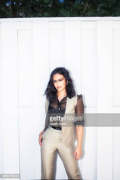 Actor Camila Mendes is photographed on July 21 2016 in Los Angeles California