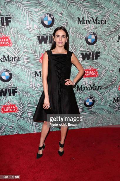Actor Camilla Belle attends the 10th annual Women in Film PreOscar Cocktail Party at Nightingale Plaza on February 24 2017 in Los Angeles California