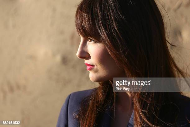 Actor Camilla Belle attends the Christian Dior Cruise 2018 Runway Show at the Upper Las Virgenes Canyon Open Space Preserve on May 11 2017 in Santa...