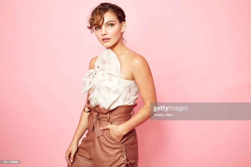 Actor Camren Bicondova from FOX's 'Gotham' poses for a portrait during Comic-Con 2017 at Hard Rock Hotel San Diego on July 22, 2017 in San Diego, California.
