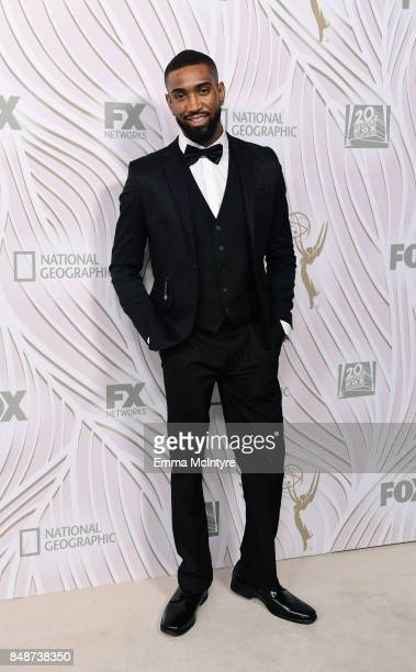 Actor Camryn Howard attends FOX Broadcasting Company Twentieth Century Fox Television FX And National Geographic 69th Primetime Emmy Awards After...