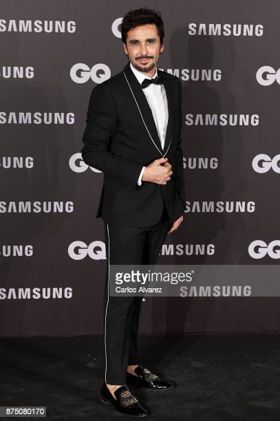 Actor Canco Rodriguez attends the 'GQ Men of the Year' awards 2017 at the Palace Hotel on November 16 2017 in Madrid Spain