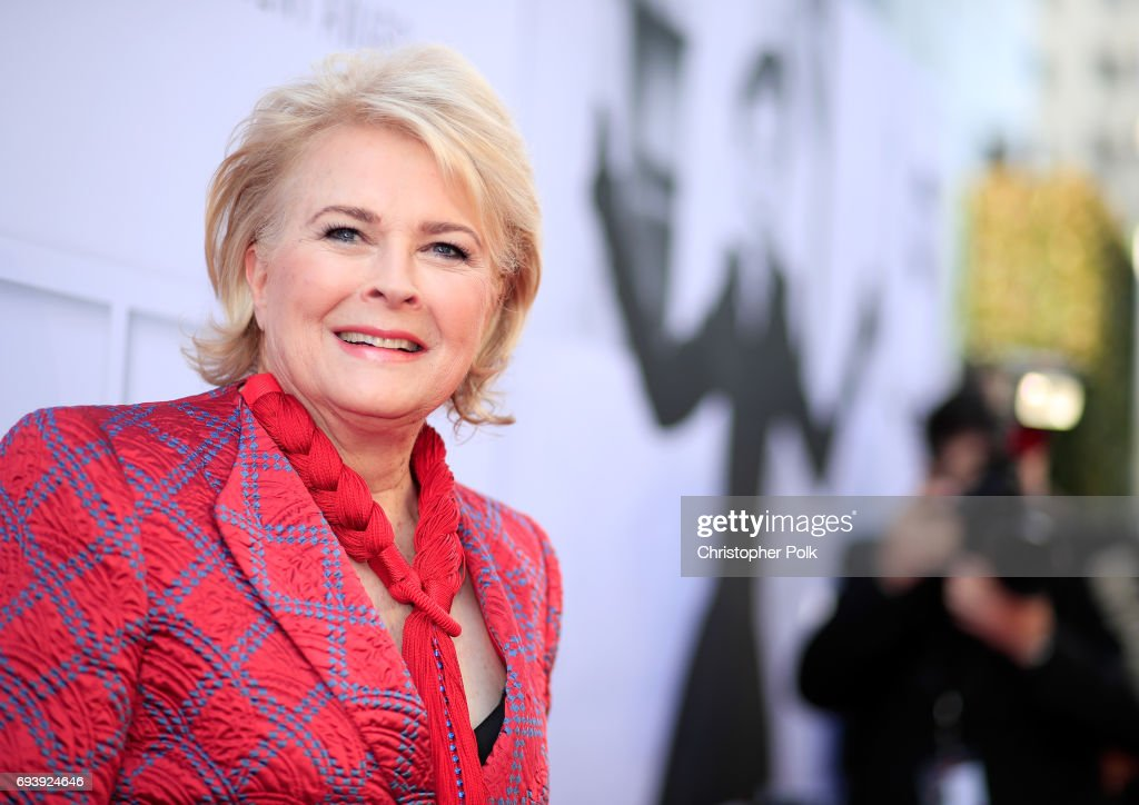 Actor Candice Bergen arrives at American Film Institute's 45th Life Achievement Award Gala Tribute to Diane Keaton at Dolby Theatre on June 8, 2017 in Hollywood, California. 26658_002