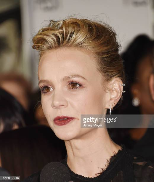 Actor Carey Mulligan attends the screening of Netflix's 'Mudbound' at the Opening Night Gala of AFI FEST 2017 presented by Audi at TCL Chinese...