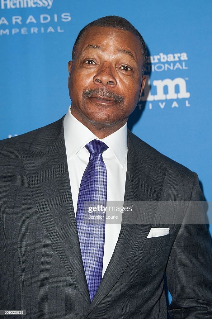 Actor <a gi-track='captionPersonalityLinkClicked' href=/galleries/search?phrase=Carl+Weathers&family=editorial&specificpeople=791982 ng-click='$event.stopPropagation()'>Carl Weathers</a> arrives at the presentation of the Montecito Award for The 31st Santa Barbara International Film Festival at the Arlington Theatre on February 9, 2016 in Santa Barbara, California.