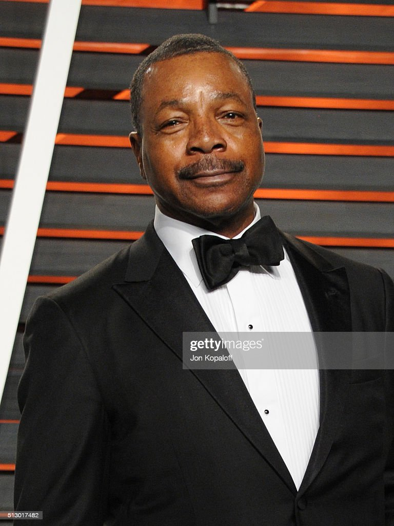 Actor <a gi-track='captionPersonalityLinkClicked' href=/galleries/search?phrase=Carl+Weathers&family=editorial&specificpeople=791982 ng-click='$event.stopPropagation()'>Carl Weathers</a> attends the 2016 Vanity Fair Oscar Party hosted By Graydon Carter at Wallis Annenberg Center for the Performing Arts on February 28, 2016 in Beverly Hills, California.