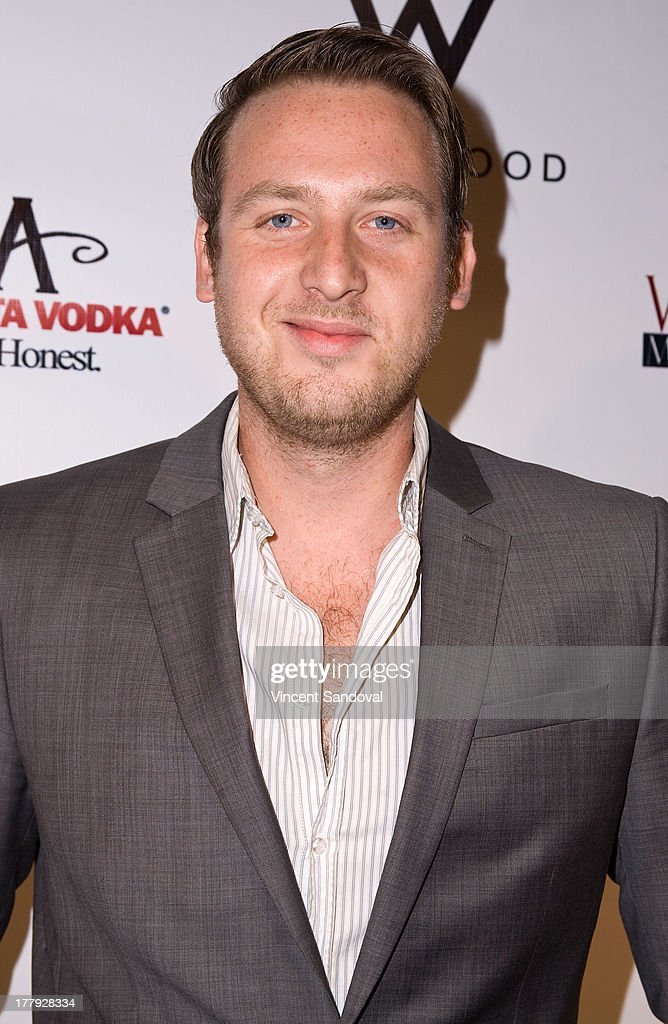 Actor Carlo Corbellini attends the Viva Glam magazine summer 2013 print issue launch party at W Hollywood on August 25, 2013 in Hollywood, California.