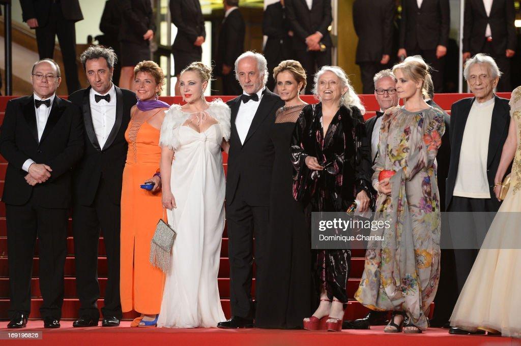 'La Grande Bellezza' Premiere - The 66th Annual Cannes Film Festival