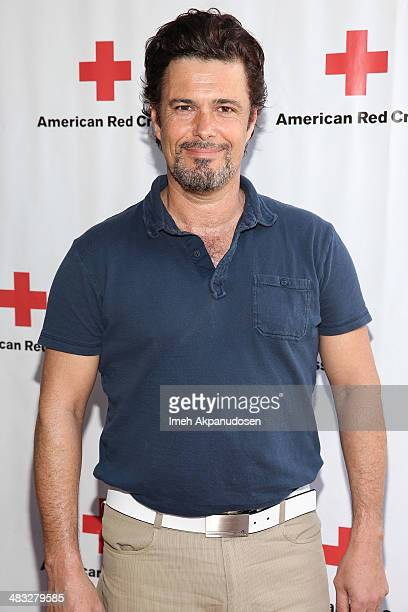 Actor Carlos Bernard attends the Inaugural American Red Cross Celebrity Golf Classic at Lakeside Golf Club on April 7 2014 in Toluca Lake California
