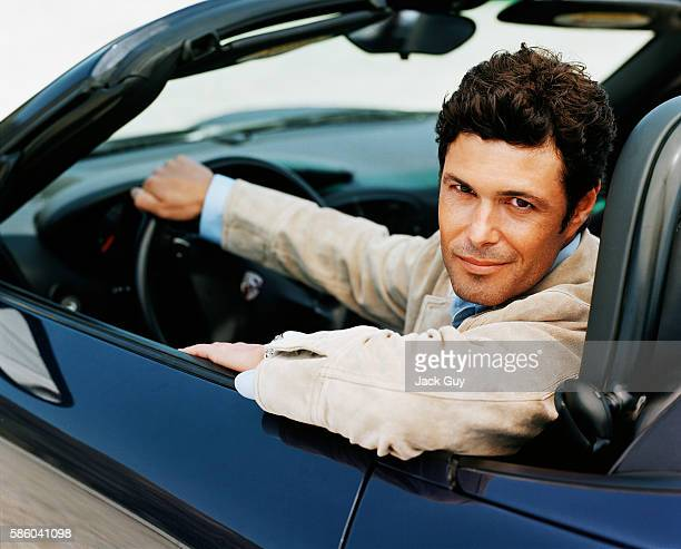 Actor Carlos Bernard is photographed for People Magazine in 2003 in Los Angeles Califorina PUBLISHED IMAGE