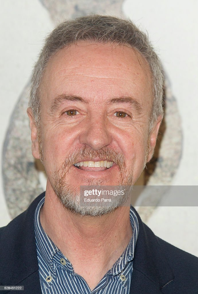 Actor Carlos Hipolito attends the '1898 Los ultimos de Filiponas' photocall at Oscar hotel on May 05, 2016 in Madrid, Spain.