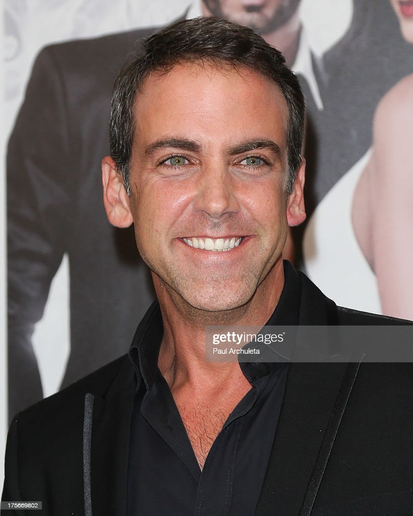 Actor <a gi-track='captionPersonalityLinkClicked' href=/galleries/search?phrase=Carlos+Ponce&family=editorial&specificpeople=215458 ng-click='$event.stopPropagation()'>Carlos Ponce</a> attends the Telemundo press annoucement for 'Santa Diabla' at the Regent Beverly Wilshire Hotel on August 5, 2013 in Beverly Hills, California.