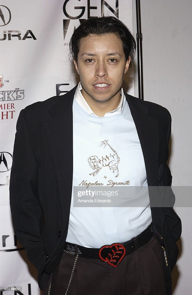 Actor <a gi-track='captionPersonalityLinkClicked' href=/galleries/search?phrase=Carlos+Ramirez+-+American+Actor&family=editorial&specificpeople=592557 ng-click='$event.stopPropagation()'>Carlos Ramirez</a> arrives at the Gen-Art Fall 2005 LA Fashion Week Kick Off Party on March 14, 2005 at the MOCA Geffen Contemporary Museum in Los Angeles, California.