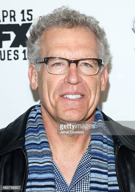 Actor Carlton Cuse attends the FX Networks Upfront screening of 'Fargo' at SVA Theater on April 9 2014 in New York City