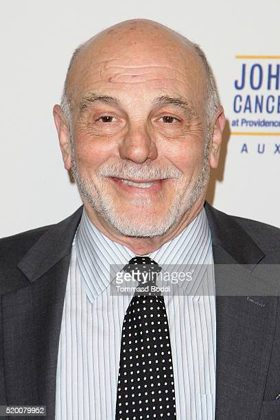 Actor Carmen Argenziano attends the John Wayne Cancer Institute's 31st Annual Odyssey Ball at the Beverly Wilshire Four Seasons Hotel on April 9 2016...