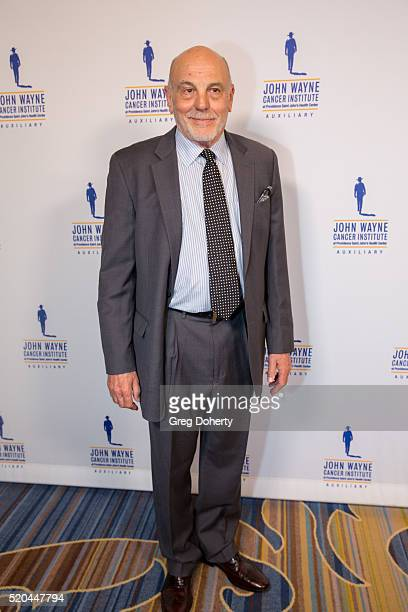 Actor Carmen Argenziano attends the John Wayne Odyssey Ball at the Beverly Wilshire Four Seasons Hotel on April 9 2016 in Beverly Hills California
