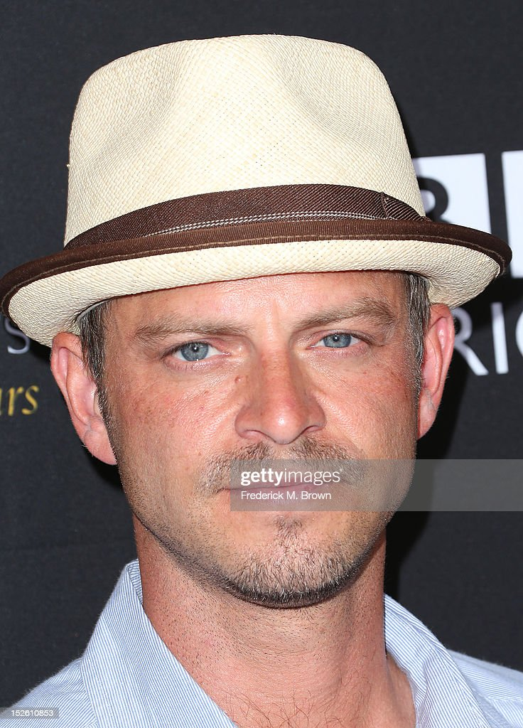 Actor <a gi-track='captionPersonalityLinkClicked' href=/galleries/search?phrase=Carmine+Giovinazzo&family=editorial&specificpeople=225065 ng-click='$event.stopPropagation()'>Carmine Giovinazzo</a> attends BAFTA LA TV Tea 2012 Presented By BBC America at The London Hotel Hollywood on September 22, 2012 in West Hollywood, California.