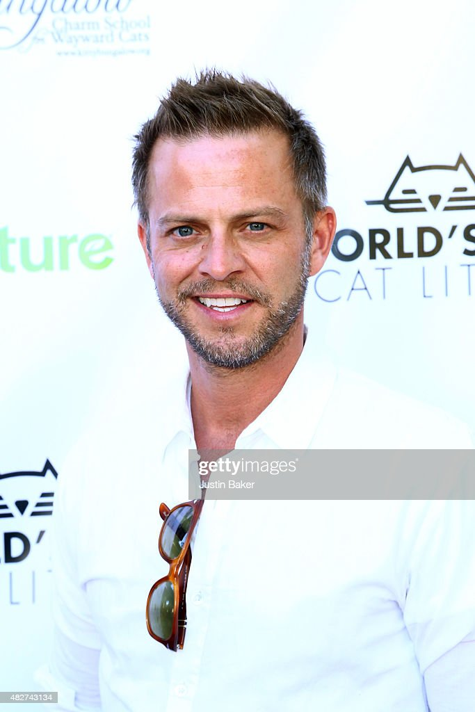 Actor <a gi-track='captionPersonalityLinkClicked' href=/galleries/search?phrase=Carmine+Giovinazzo&family=editorial&specificpeople=225065 ng-click='$event.stopPropagation()'>Carmine Giovinazzo</a> attends the Kitty Bungalow Charm School for Wayward Cats 2015 CATbaret Benefit concert at the Avalon Hollywood on August 1, 2015 in Los Angeles, California.
