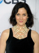 Actor Carrie AnneMoss attends the 2013 People's Choice Awards Arrivals held at Nokia Theatre LA Live on January 9 2013 in Los Angeles California