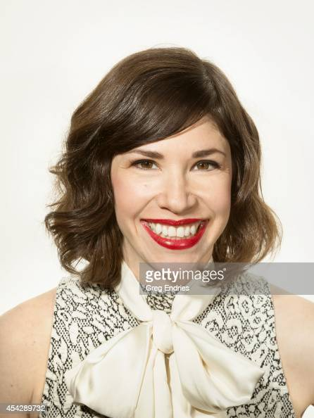 Actor Carrie Brownstein is photographed for Emmy Magazine on February 27 in New York City PUBLISHED IMAGE