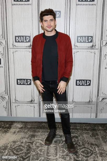 Actor Carter Jenkins attends Build Series Presents Carter Jenkins Discussing 'Famous In Love' at Build Studio on March 6 2017 in New York City