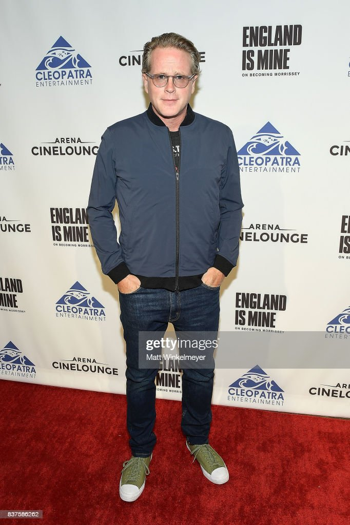 Actor Cary Elwes attends the screening of 'England Is Mine' at The Montalban on August 22, 2017 in Hollywood, California.
