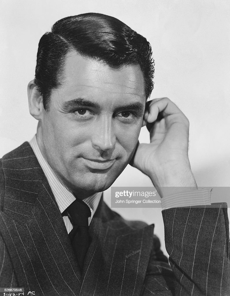 Actor Cary Grant