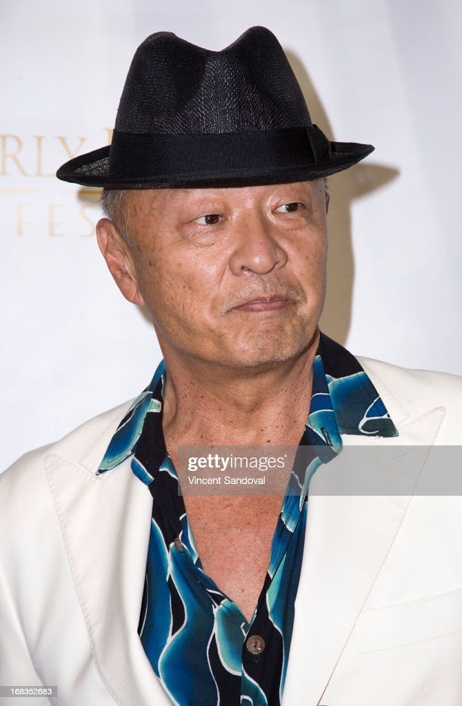 Actor Cary-Hiroyuki Tagawa attends the 13th Annual Beverly Hills Film Festival opening night gala at TCL Chinese Theatre on May 8, 2013 in Hollywood, California.