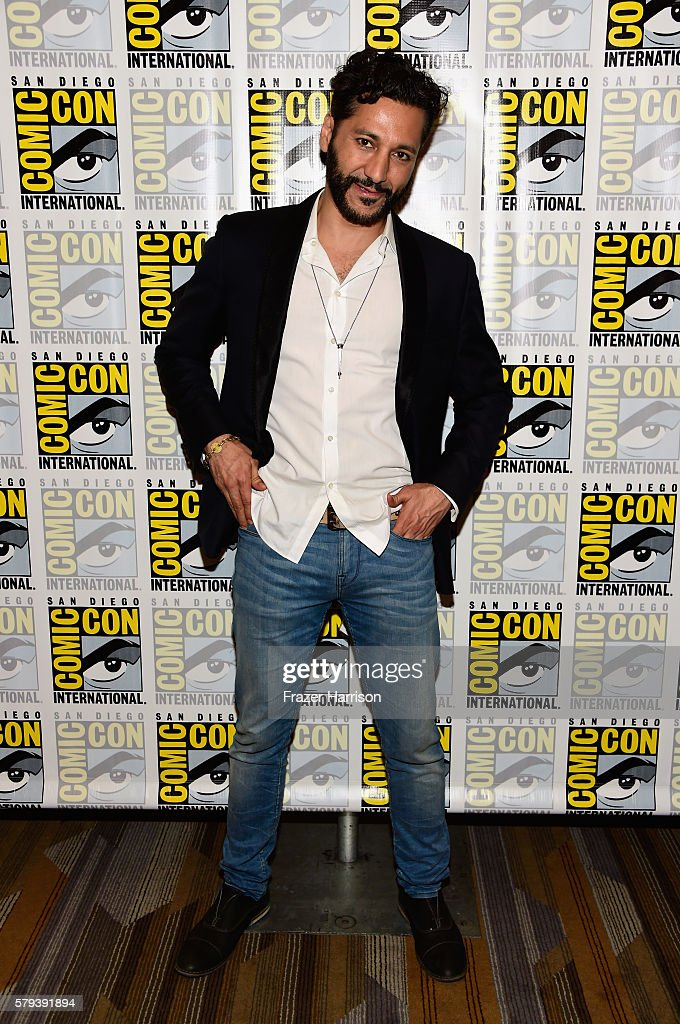 "Comic-Con International 2016 - ""The Expanse"" Press Line"