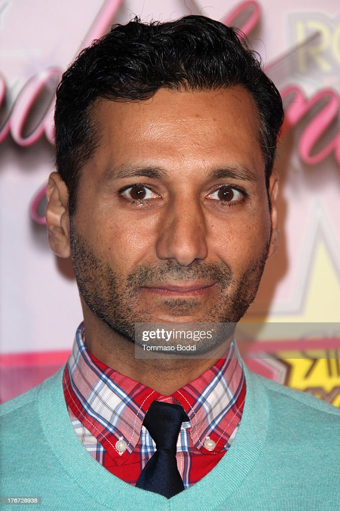 Actor <a gi-track='captionPersonalityLinkClicked' href=/galleries/search?phrase=Cas+Anvar&family=editorial&specificpeople=3139960 ng-click='$event.stopPropagation()'>Cas Anvar</a> attends the Karma International presents Kandyland 2013: 'An Evening Of Decadent Dreams' benefiting of Generation Rescue on August 17, 2013 in Beverly Hills, California.
