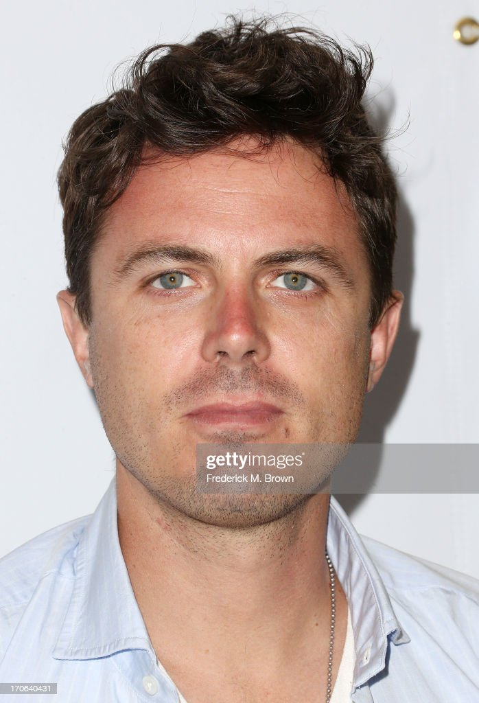 Actor <a gi-track='captionPersonalityLinkClicked' href=/galleries/search?phrase=Casey+Affleck&family=editorial&specificpeople=1539212 ng-click='$event.stopPropagation()'>Casey Affleck</a> attends the 2013 Los Angeles Film Festival screening of IFC Films' 'Ain't Them Bodies Saints' at the Regal Cinemas L.A. Live on June 15, 2013 in Los Angeles, California.