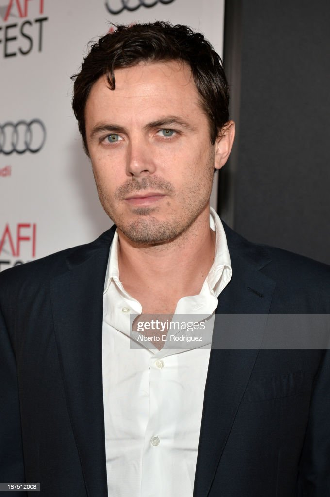 Actor <a gi-track='captionPersonalityLinkClicked' href=/galleries/search?phrase=Casey+Affleck&family=editorial&specificpeople=1539212 ng-click='$event.stopPropagation()'>Casey Affleck</a> attends the screening of 'Out of the Furnace' during AFI FEST 2013 presented by Audi at TCL Chinese Theatre on November 9, 2013 in Hollywood, California.
