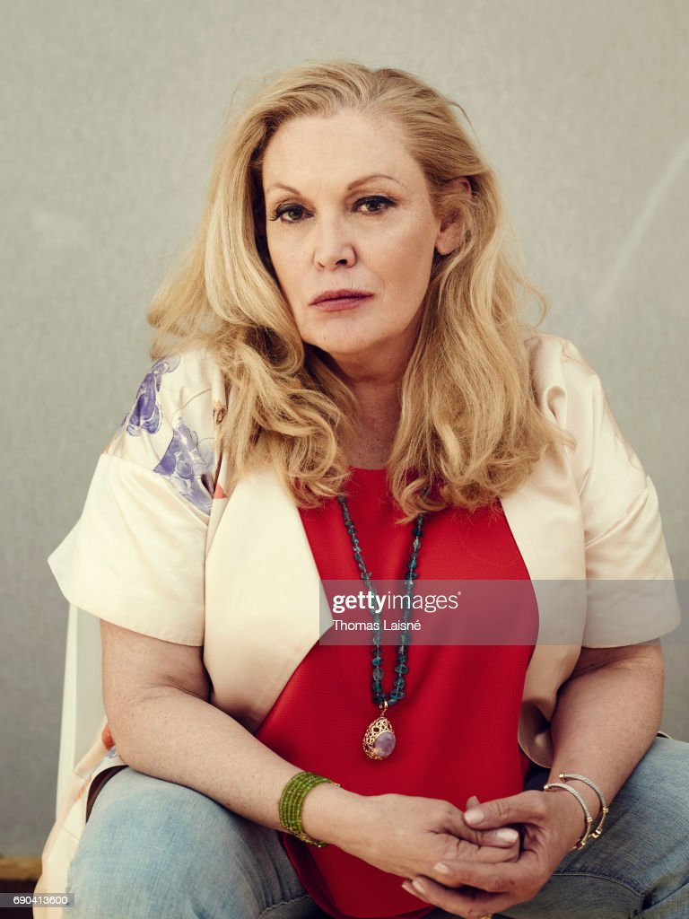 Actor Cathy Moriarty is photographed on May 25, 2017 in Cannes, France.
