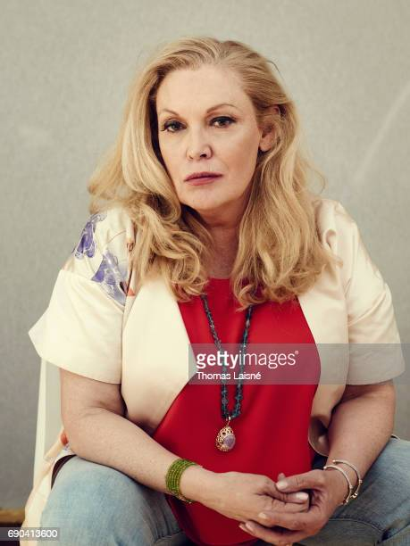 Actor Cathy Moriarty is photographed on May 25 2017 in Cannes France