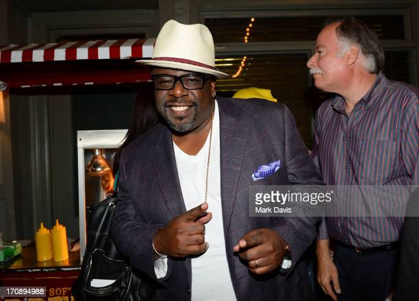 Actor Cedric the Entertainer attends the after party for TV Land's 'Hot in Cleveland' Live Show on June 19 2013 in Studio City California TV Land's...
