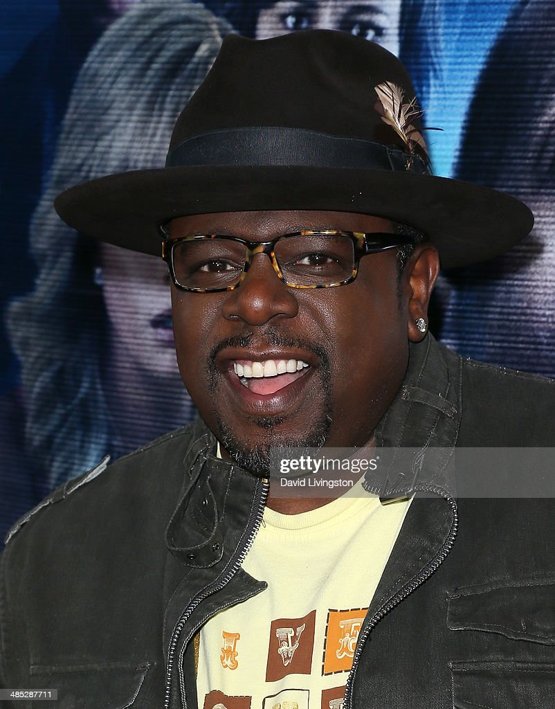 Actor <a gi-track='captionPersonalityLinkClicked' href=/galleries/search?phrase=Cedric+the+Entertainer&family=editorial&specificpeople=210583 ng-click='$event.stopPropagation()'>Cedric the Entertainer</a> attends the premiere of Open Road Films' 'A Haunted House 2' at Regal Cinemas L.A. Live on April 16, 2014 in Los Angeles, California.