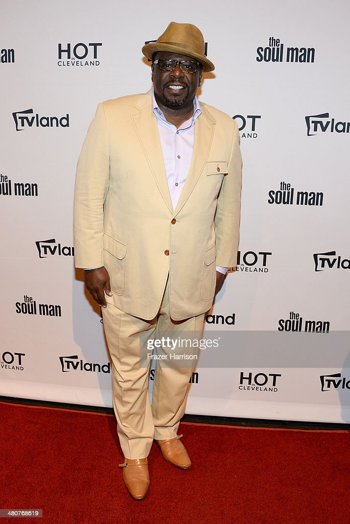 Actor <a gi-track='captionPersonalityLinkClicked' href=/galleries/search?phrase=Cedric+the+Entertainer&family=editorial&specificpeople=210583 ng-click='$event.stopPropagation()'>Cedric the Entertainer</a> attends the TV Land Goes LIVE! after party at the CBS Studio Center on March 26, 2014 in Studio City, California.