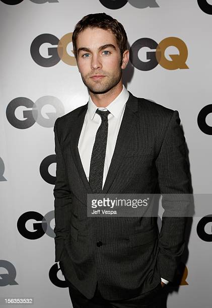 Actor Chace Crawford arrives at the GQ Men of the Year Party at Chateau Marmont on November 13 2012 in Los Angeles California