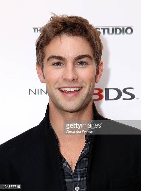 Actor Chace Crawford attends day 4 of The Variety Studio Presented by Nintendo 3DS at Holt Renfrew during the 2011 Toronto International Film...