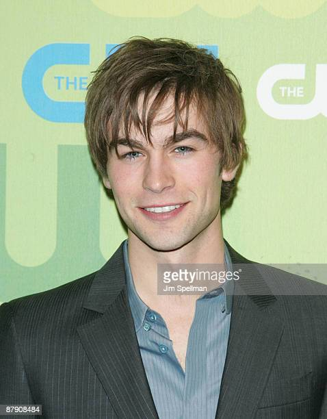 Actor Chace Crawford attends the 2009 The CW Network UpFront at Madison Square Garden on May 21 2009 in New York City