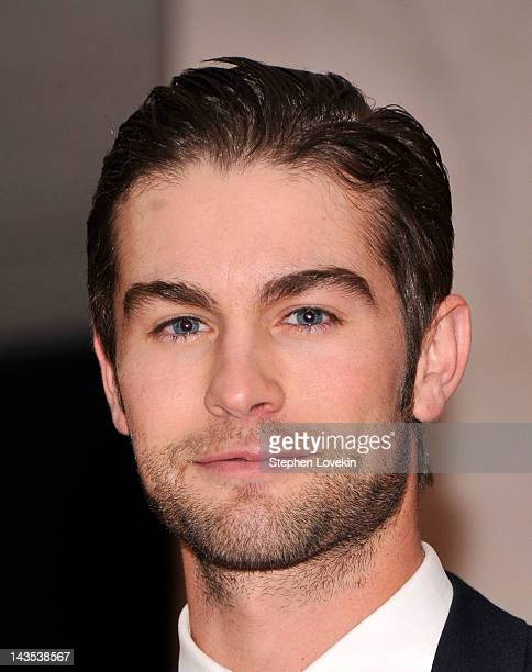 Actor Chace Crawford attends the 98th Annual White House Correspondents' Association Dinner at the Washington Hilton on April 28 2012 in Washington DC