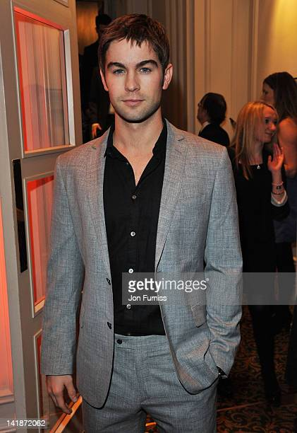 Actor Chace Crawford attends the Jameson Empire Awards 2012 at Grosvenor House on March 25 2012 in London England