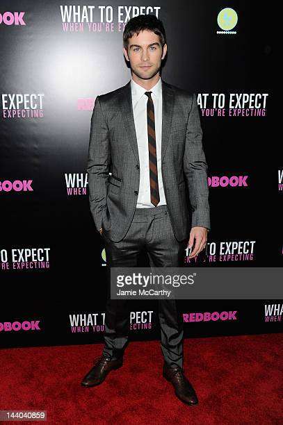 Actor Chace Crawford attends the 'What To Expect When Your Expecting' premiere at AMC Lincoln Square Theater on May 8 2012 in New York City