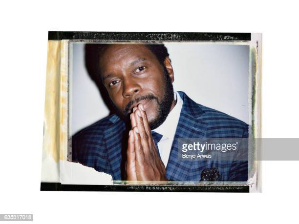 Actor Chad Coleman is photographed for Bustle on September 29 2016 in Los Angeles California