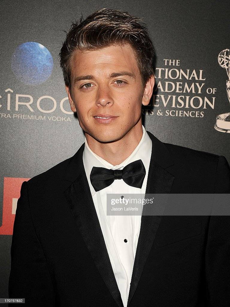 Actor Chad Duell attends the 40th annual Daytime Emmy Awards at The Beverly Hilton Hotel on June 16, 2013 in Beverly Hills, California.