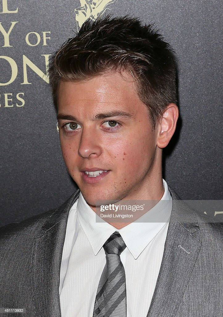 Actor Chad Duell attends the 41st Annual Daytime Emmy Awards at The Beverly Hilton Hotel on June 22, 2014 in Beverly Hills, California.